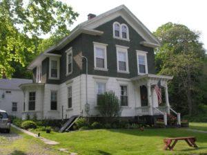 The Samuel Gilbert Davidson House, 539 Litchfield Turnpike in Bethany